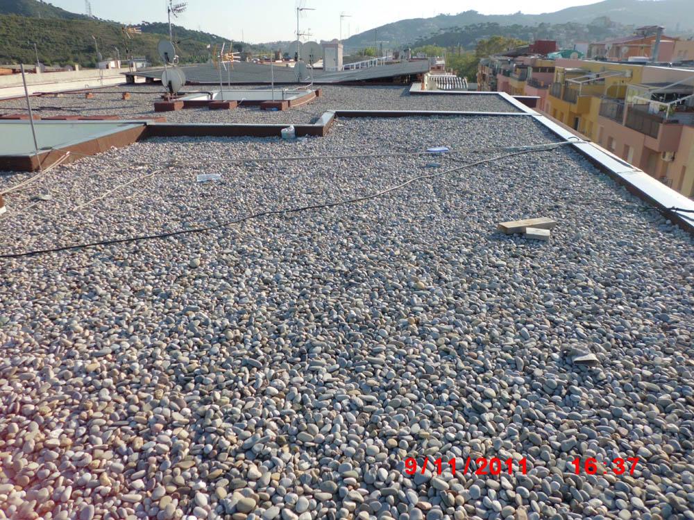 Impermeabilizaci n de cubiertas reparaci n de tejados en - Cubiertas de tejados ...