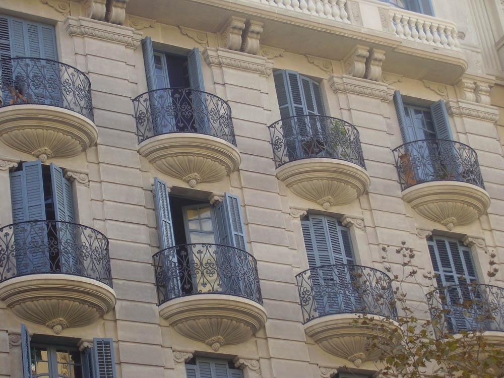 Rehabilitación de Fachada, Calle Casanovas, 180 Barcelona