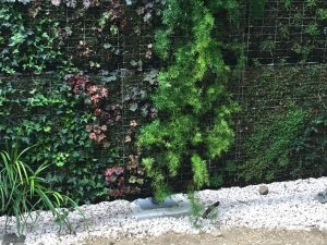Fachadas Verdes e Inteligentes, Jardines Verticales