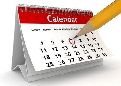 Calendario de ferias, eventos y conferencias interesantes vinculadas a nuestro sector