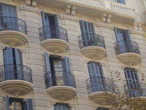 Rehabilitación de edificios de Patrimonio en Barcelona