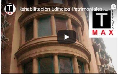 Ejemplos Rehabilitación Edificios de Patrimonio Histórico