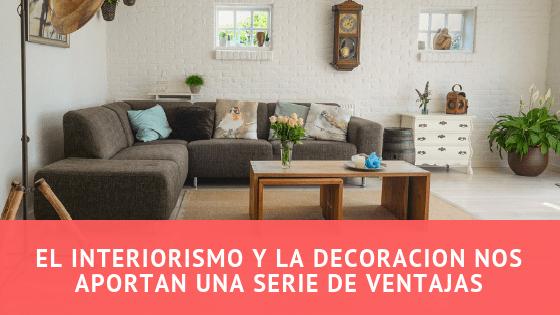 En que consiste el interiorismo y la decoración