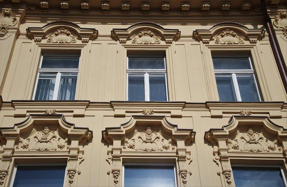 Fachadas de Patrimonio