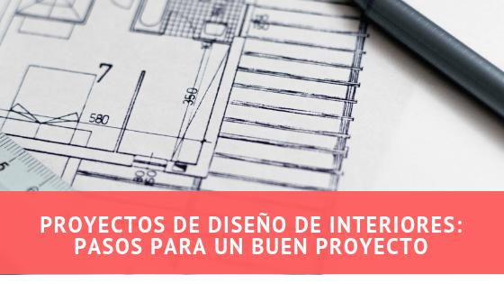 Qué es un Proyecto de diseño de interiores