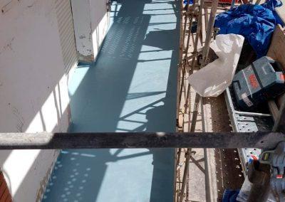 Impermeabilización de Balcones
