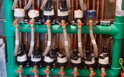 Alta de contadores de agua en Comunidad de Vecinos