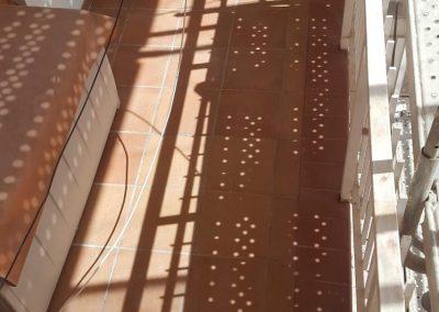 Barcelona Arreglo de Balcones en Fachada