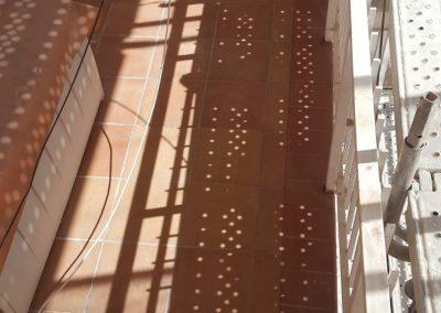 Impermeabilización en Balcones