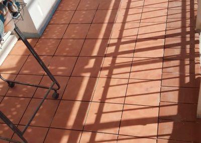 Impermeabilizaciones en Balcones