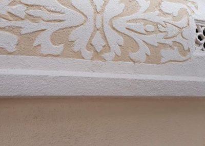 Pintado de Fachadas en Barrio de Sants, Barcelona