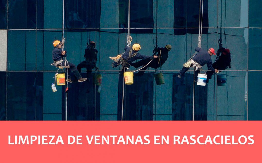 Limpieza de Ventanas en Rascacielos