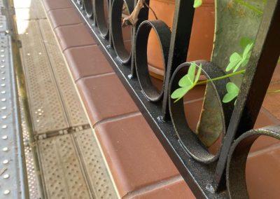 Colocación de Baldosas para terrazas exteriores