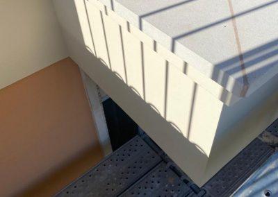 estructura para balcones