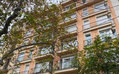 Rehabilitación Integral de Edificio en Passeig de Sant Joan, 27 Barcelona